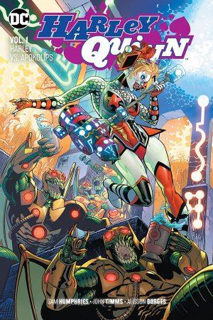 Harley Quinn Vol.01: Harley Vs. Apokolips