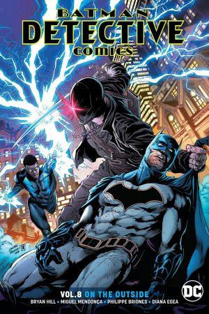 Batman - Detective Comics Vol.08: On the Outside