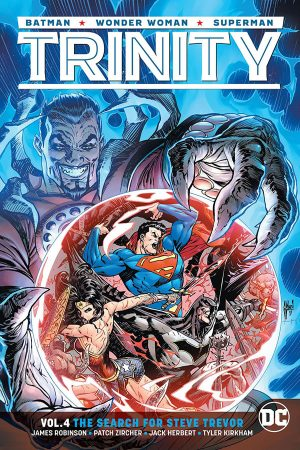 Trinity Vol.04: The Search for Steve Trevor