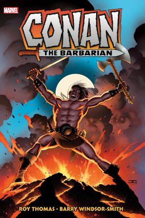 Conan the Barbarian (Omnibus) Vol.01