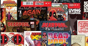 Deadpool #1s