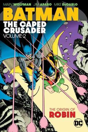 Batman: Caped Crusader Vol.02