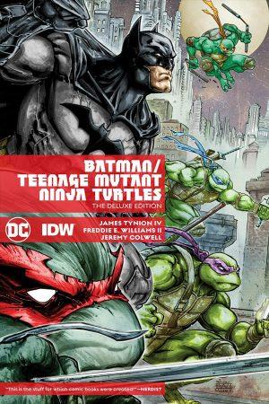 Batman / Teenage Mutant Ninja Turtles (Deluxe Edition)