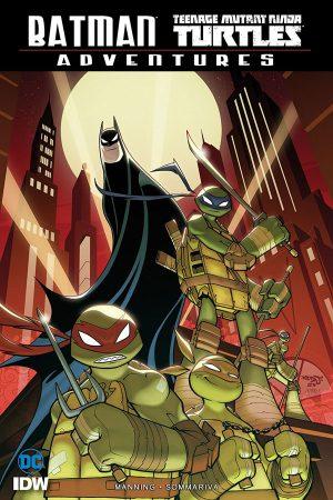 Batman / Teenage Mutant Ninja Turtles Adventures