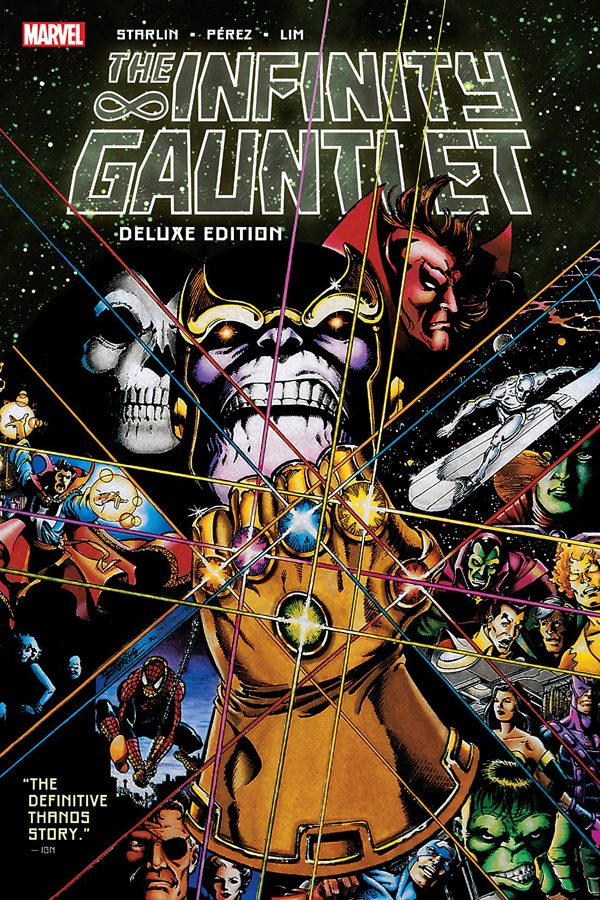 Infinity Gauntlet (Deluxe Edition)