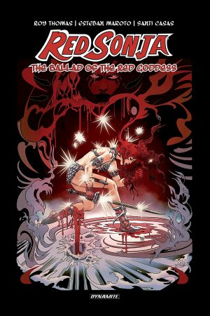 Red Sonja: The Ballad of the Red Goddess