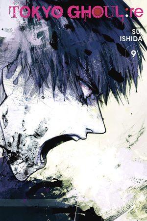 Tokyo Ghoul: Re Vol.09