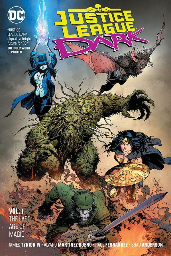 Justice League Dark Vol.01: The Last Age of Magic