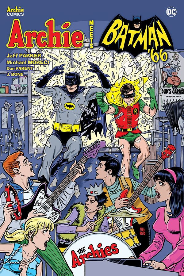 Archie Meets Batman '66 Vol.01