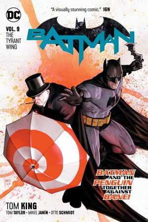 Batman Vol.09: The Tyrant Wing