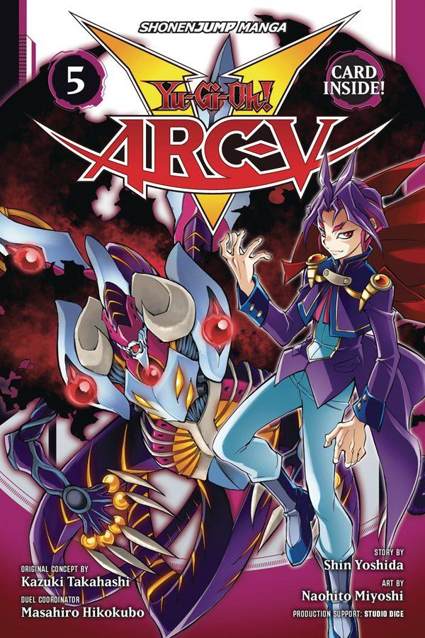 Yu-Gi-Oh: Arc V Vol.05