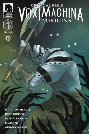 Critical Role: Vox Machina: Origins II #1