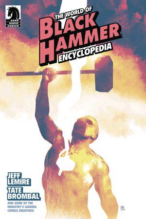 World of Black Hammer: Encyclopedia