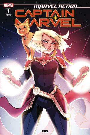 Marvel Action: Captain Marvel #1