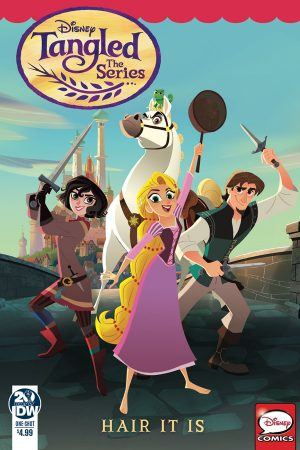 Tangled the Series: Hair It Is