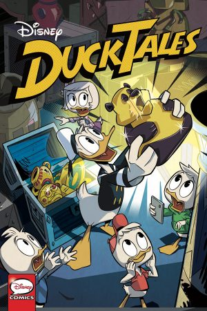 DuckTales: Silence and Science