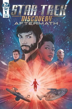 Star Trek: Discovery – Aftermath #1