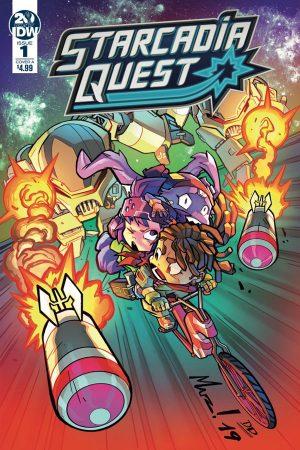 Starcadia Quest #1
