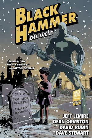 Black Hammer Vol.02: The Event