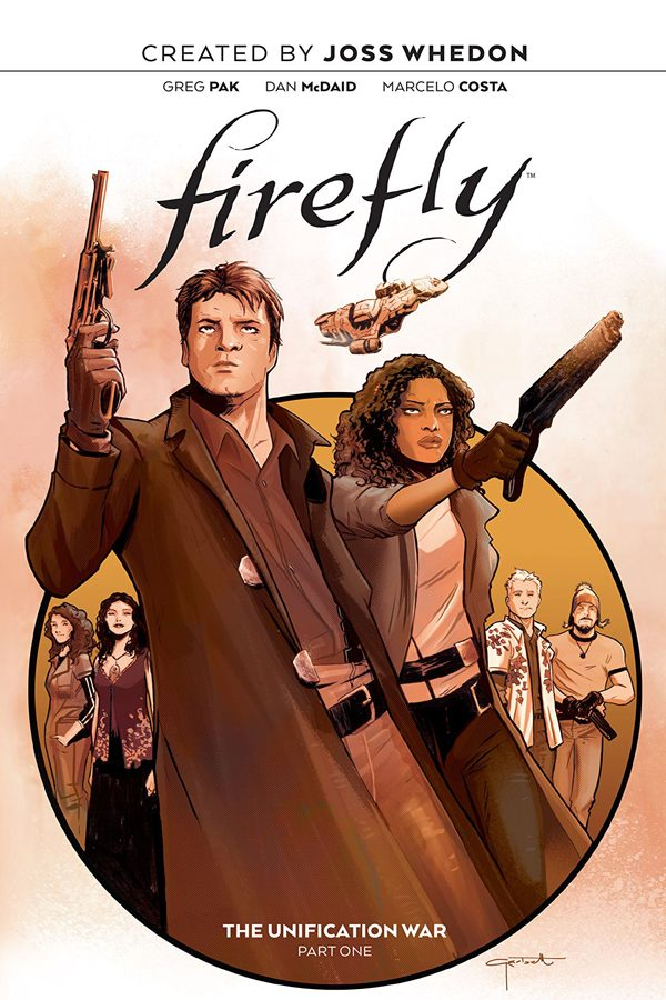 Firefly Vol.01: The Unification War