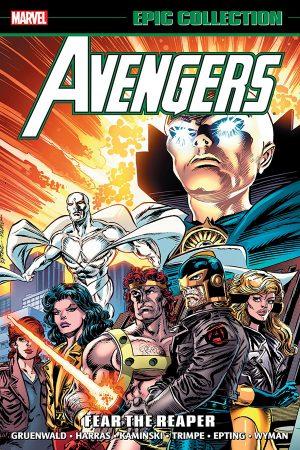 Avengers: Fear The Reaper