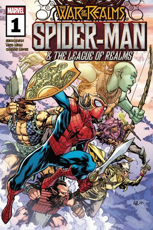 Spider-Man and the League of Realms (2019) #1
