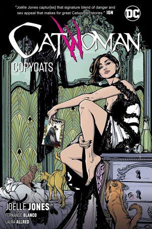 Catwoman Vol.01: Copycats