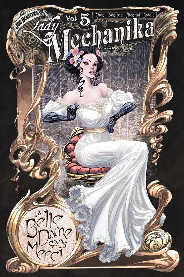 Lady Mechanika Vol.05: La Belle Dame Sans Merci