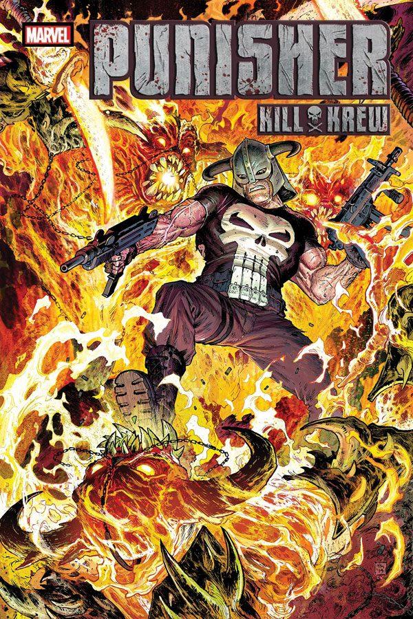 Punisher: Kill Krew