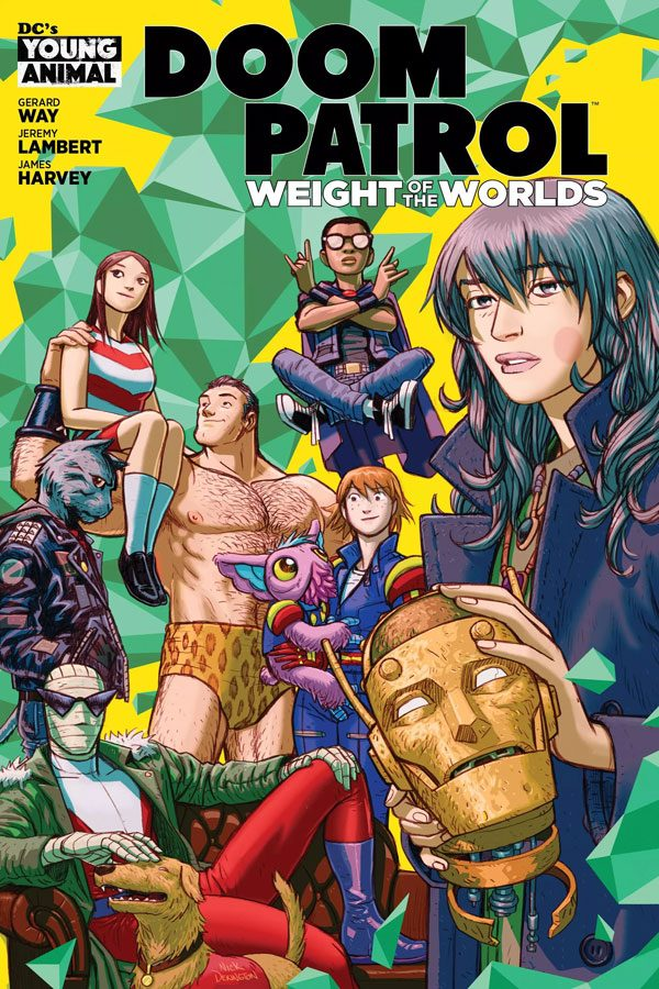 Doom Patrol: Weight of the Worlds