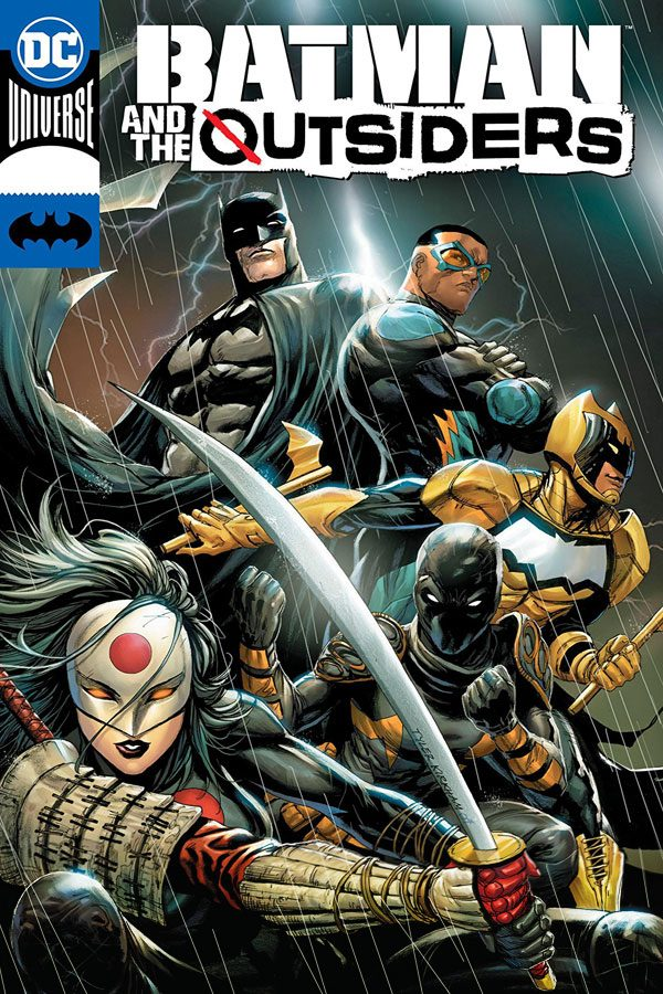Batman and the Outsiders