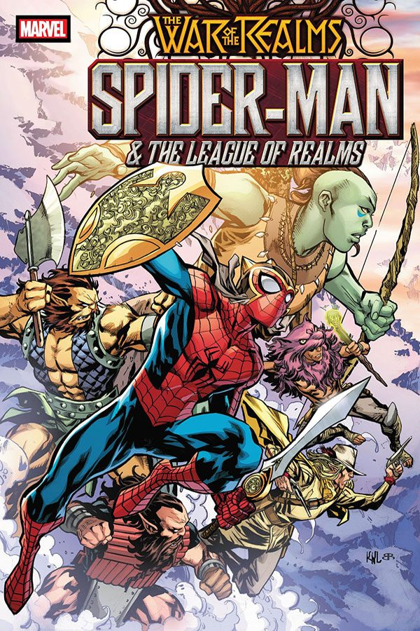 Spider-Man and the League of Realms #1-3