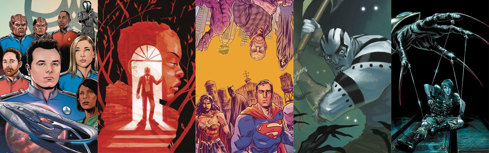 Solicitations: July 2019 – Dark Horse Comics