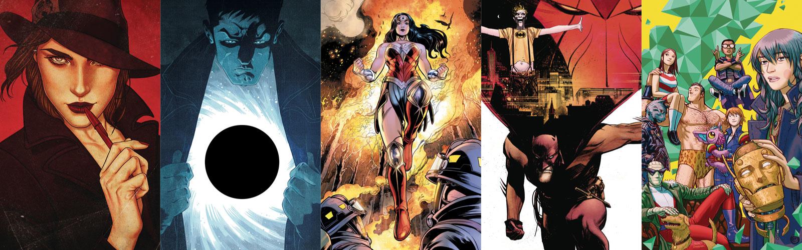 Solicitations: July 2019 – DC Comics