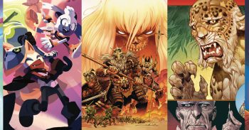 Solicitations: July 2019 – IDW Publishing