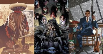 Solicitations: July 2019 – (Graphic) Novel Ideas