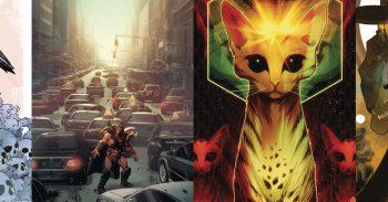 Solicitations: August 2019 – Dark Horse Comics