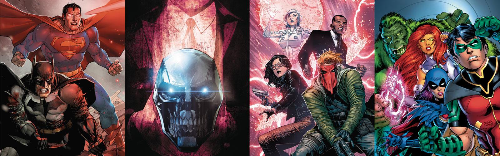 Solicitations: August 2019 – DC Comics