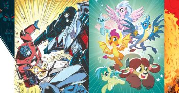 Solicitations: August 2019 – IDW Publishing
