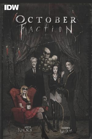 October Faction #1 (Special Edition)