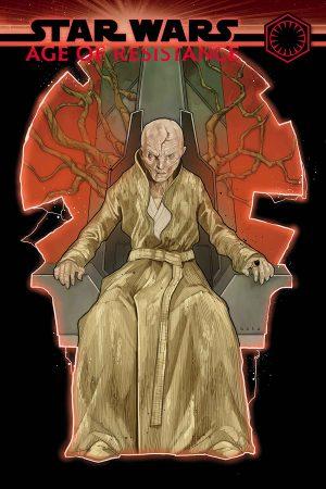 Star Wars: Age of Resistance - Supreme Leader Snoke