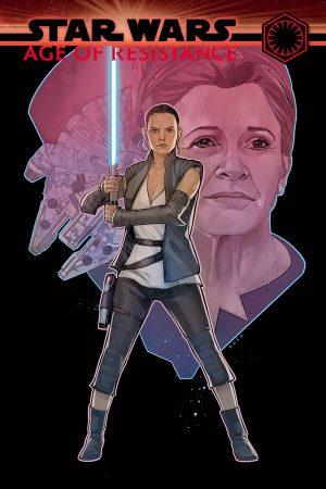 Star Wars: Age of Resistance - Rey
