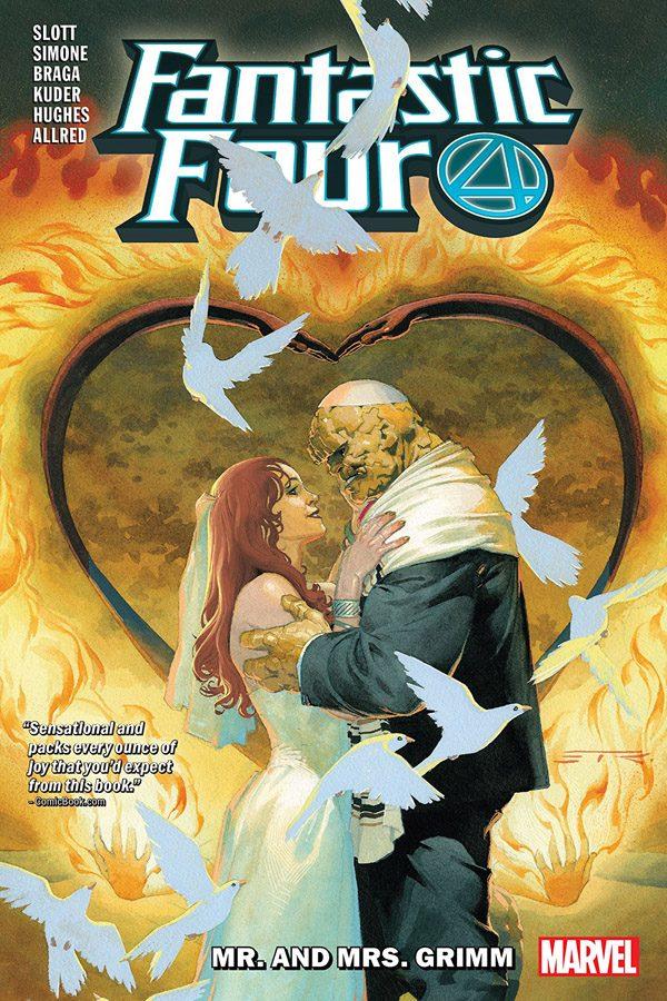 Fantastic Four Vol.02: Mr And Mrs Grimm