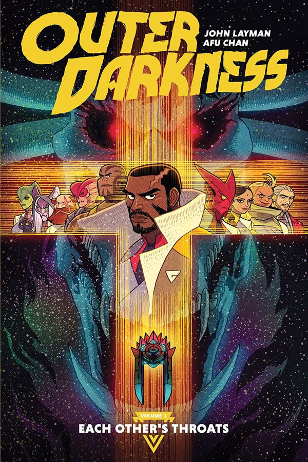 Outer Darkness Vol.01: Each Other's Throats