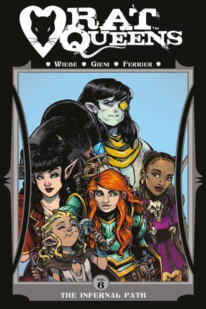 Rat Queens Vol.06: The Infernal Path