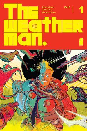 Weatherman Vol. 2 #1