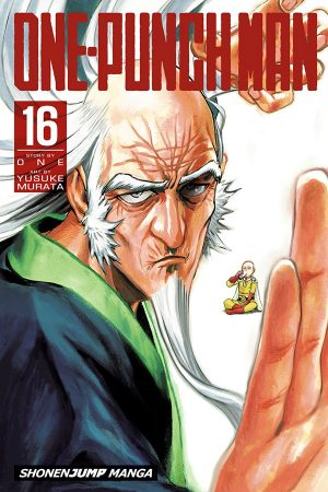One-Punch Man Vol.16