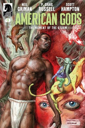 American Gods: Moment of the Storm #3