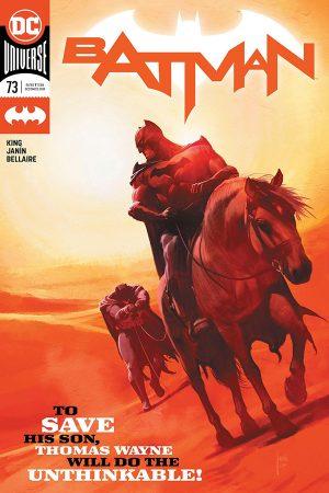 Batman (2016-) #73