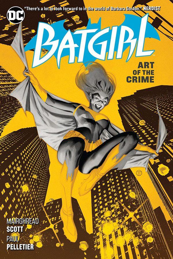 Batgirl Vol.05: Art of the Crime